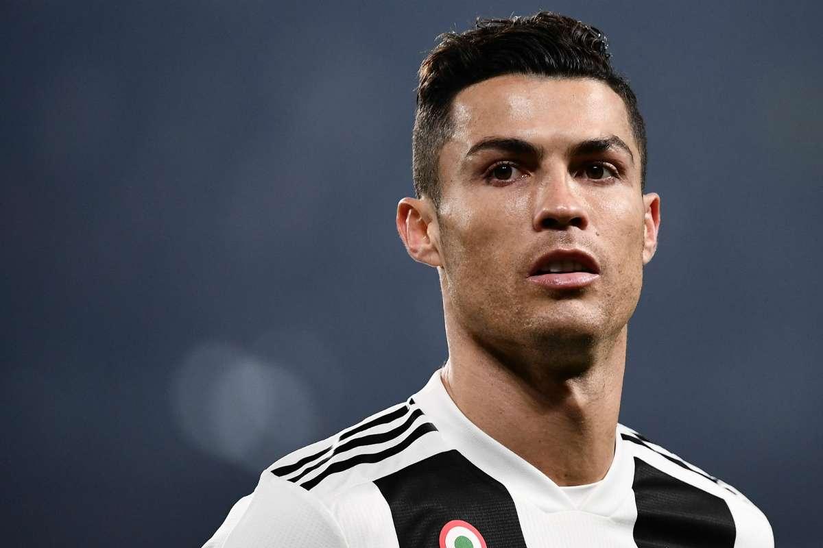 Cristiano Ronaldo scored twice